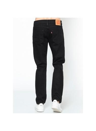 Levi's® Erkek Jean Pantolon 502 Regular Taper 29507-0001 Siyah